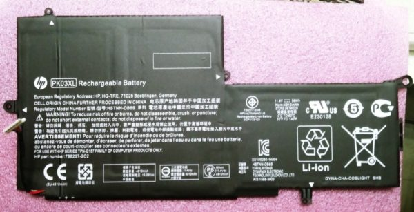 HP spectre x360 13-4000nv BATTERY