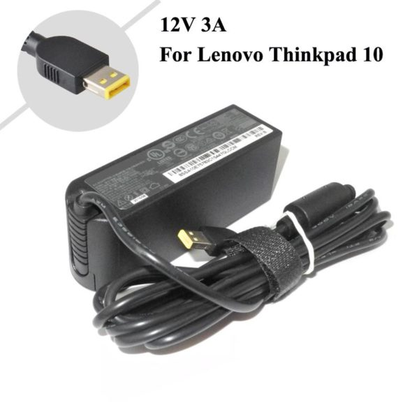 4X20E75080 4X20E75067 Power Cord Supply 3A AC Adapter Charger For Lenovo P//N