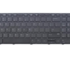 LAPTOP KEYBOARD FOR HP PROBOOK 470 G4 650 G2 655 G2 WITH FRAME WITHOUT BACKLIT US VERSION BLACK