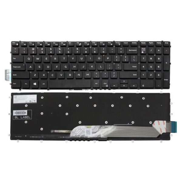 NEW For Dell Latitude 3340 3350 Keyboard US NO FRAME
