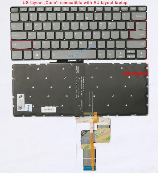 Keyboard For Lenovo IdeaPad 320S 14