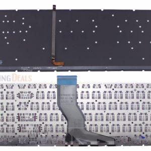 LAPTOP KEYBOARD FOR HP 15-AB 15-BK BLACK