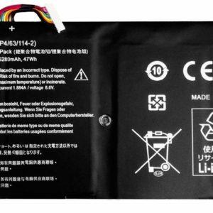 Acer Aspire S7-392 Ultrabook Series Laptop Battery