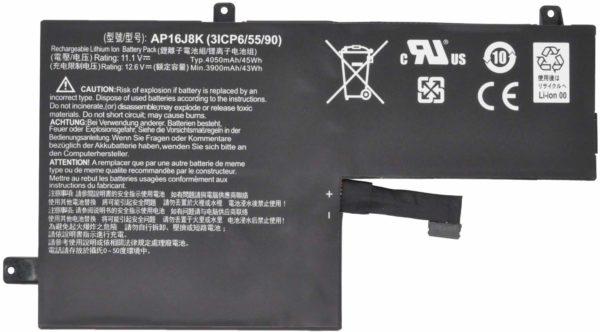 Laptop Battery For Acer ChromeBook 11 C731T Series