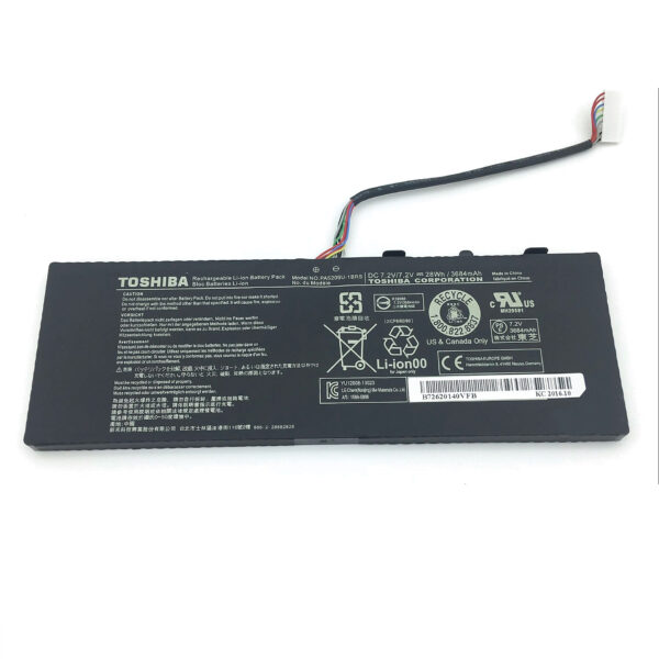 Toshiba PA5209U Battery
