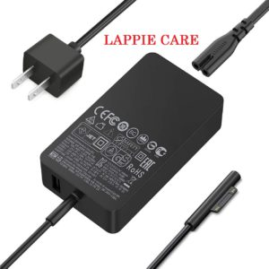 Laptop Adapter for Microsoft 15V/2.58A (Flat PIN)