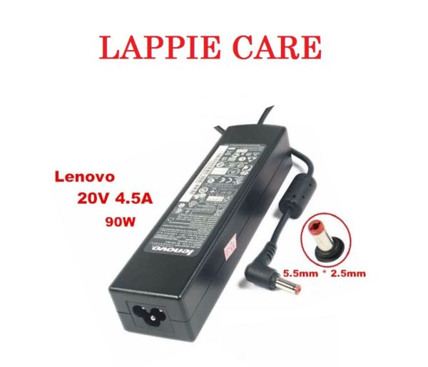 LAPTOP ADAPTER FOR LENOVO 20V/4.5A CADBURY PIN