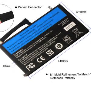 Laptop Battery For Fujitsu LifeBook UH572