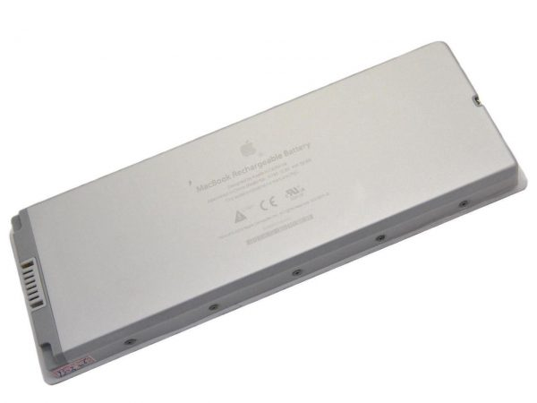 Laptop Battery For Apple MacBook A1185 White