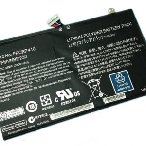Laptop Battery For Fujitsu LifeBook FPCBP410