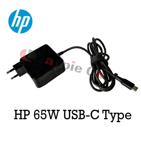 HP 65W USB-C Type