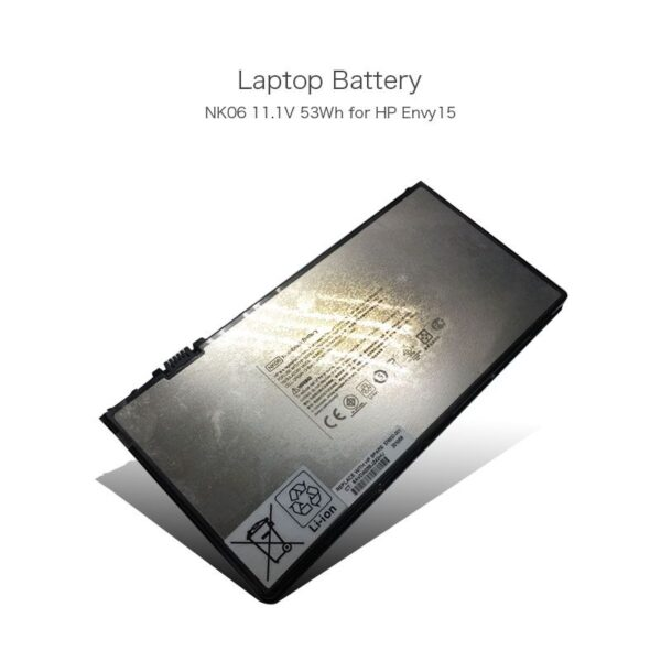 HP NK06 Laptop Battery for For HP Envy 15 15t Series 15-1000